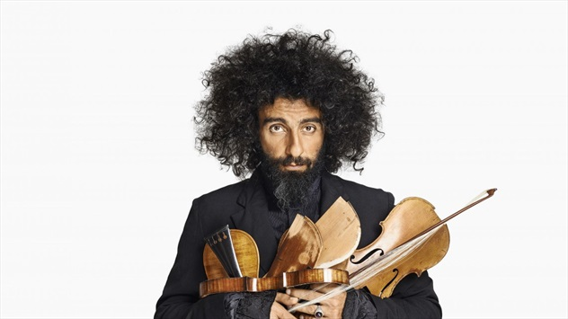 Concert TR3SC: Ara Malikian - Mercat de Música Viva de Vic 2016