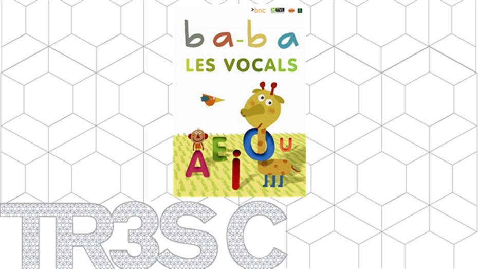 "Pack infantil: ""Ba-ba vocals + Ba-ba colors + Jamie el Ratolí"""