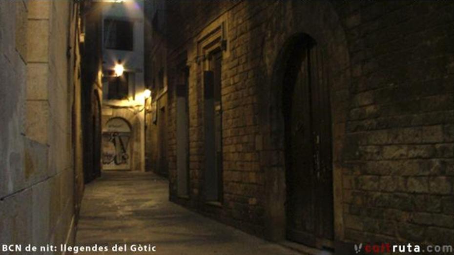 CultRuta BCN: Llegendes del Gòtic