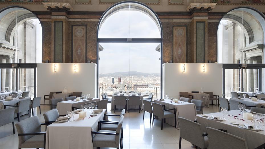 Museu Nacional d'Art de Catalunya: Arquitectura i Gastronomia