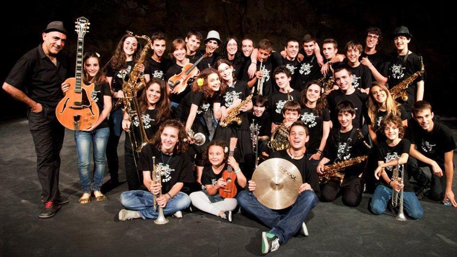 Sant Andreu Jazz Band amb Scott Robinson