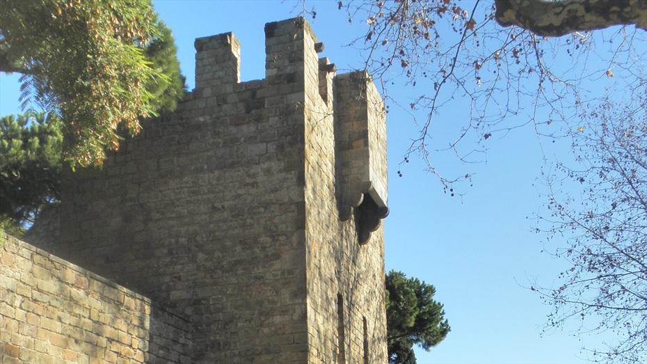 Literat tours: Les muralles de Barcelona