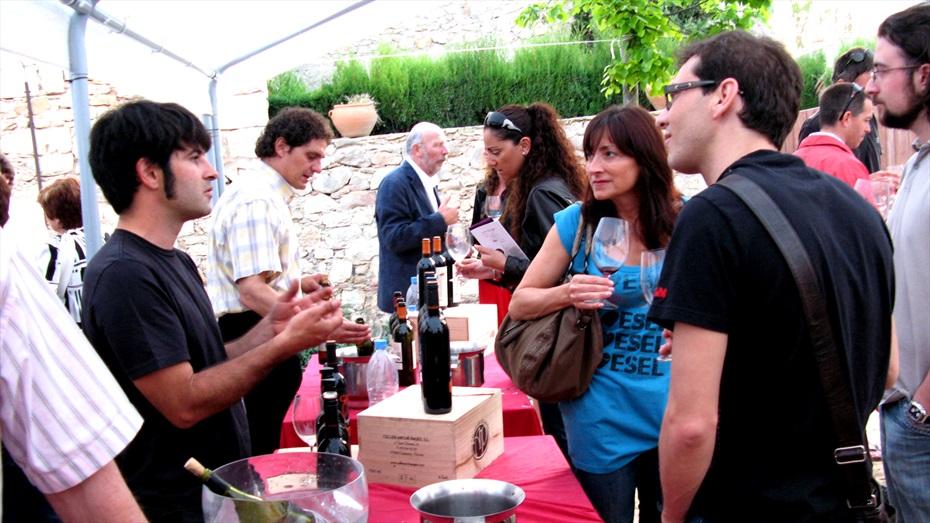 Arrels del Vi - 10 anys de la fira dels grans vins de la DO Empordà