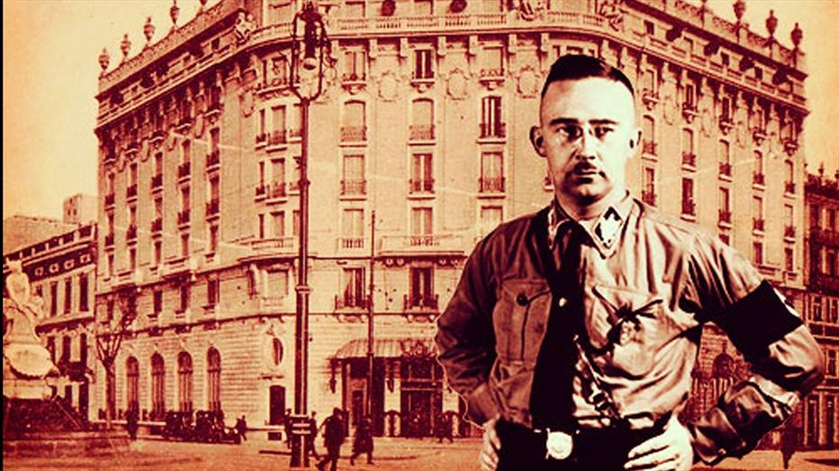 Ruta VIA Barcelona: Agents nazis a Barcelona