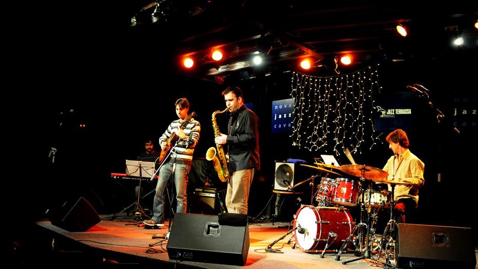 Nova Jazz Cava - Terrassa