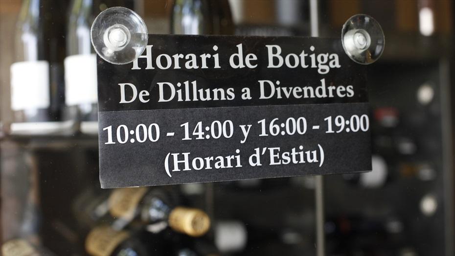 Botiga Cuvée 3000 - Dte permanent