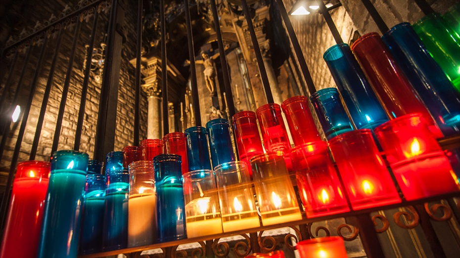Ad Sentia: Guia secreta de la Basílica del Pi