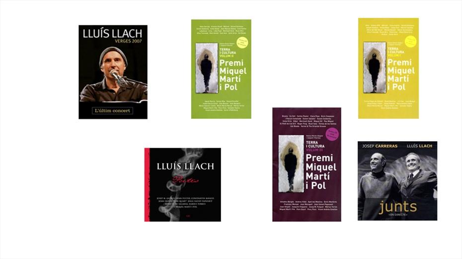 Pack CD: Lluís Llach (2CD+DVD+Llibre)