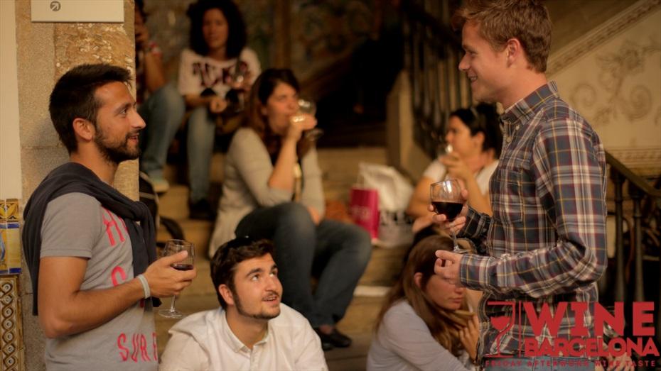 Wine Barcelona. Friday afterwork wine taste amb Vallformosa/Domènech Vidal