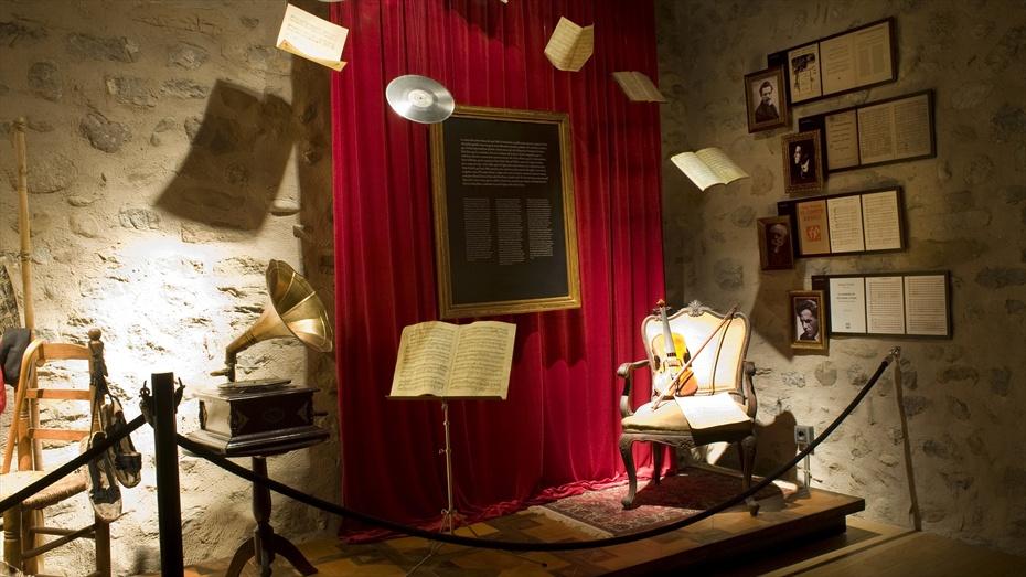 Centre d'interpretació del Comte Arnau - Cimca