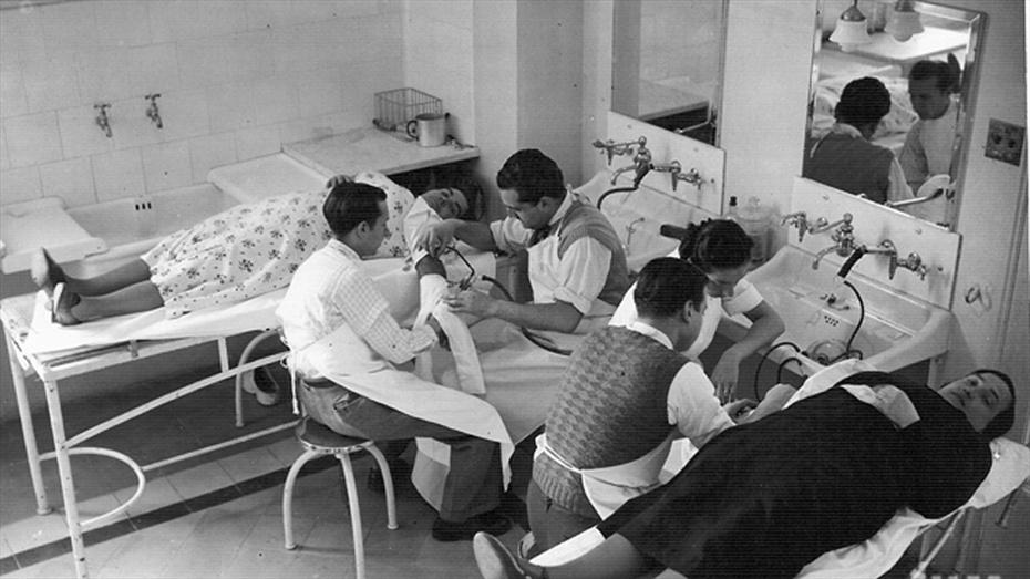 Històries de Ciències: Metges i malalts a l'Eixample
