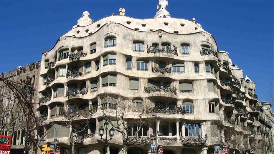 Hiscat: Ruta el Modernisme a Barcelona