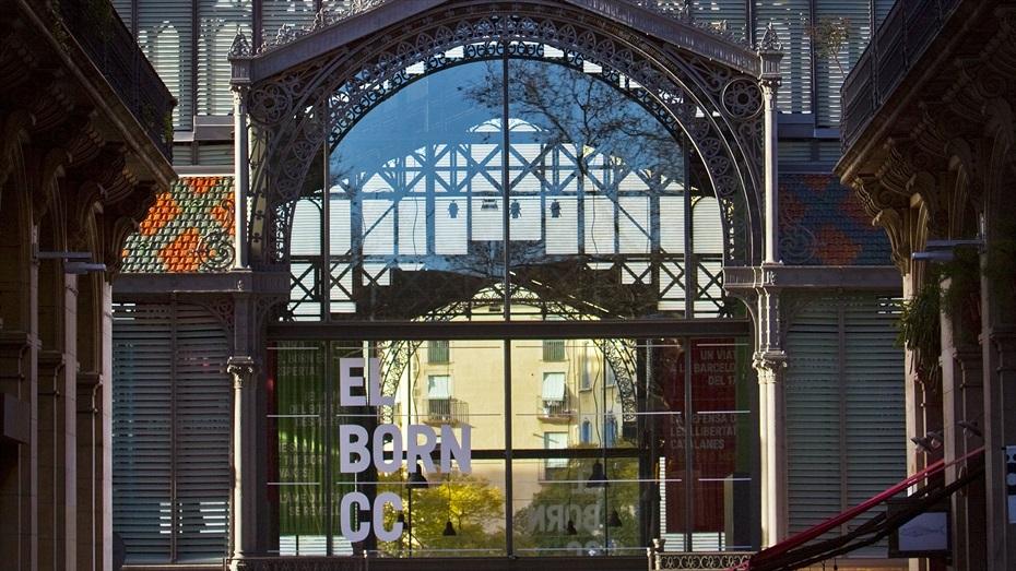 Born CCM: Itinerari Urbà El Born. Sis segles de progrés comercial