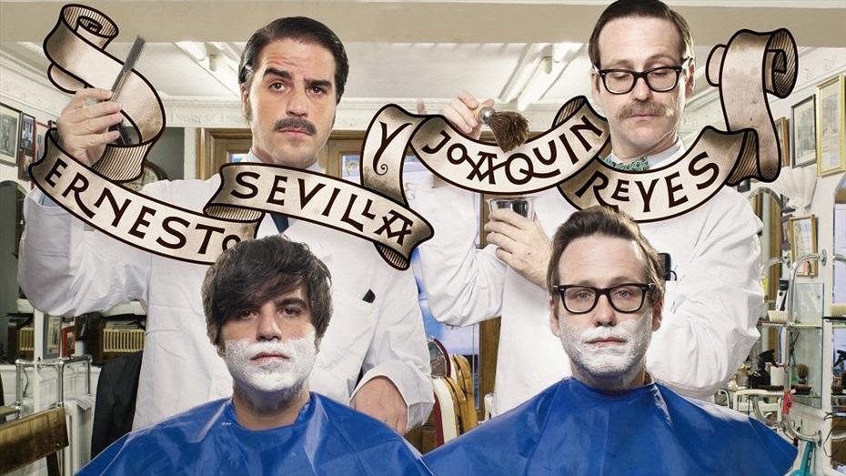 Joaquín Reyes + Ernesto Sevilla - Viejóvenes