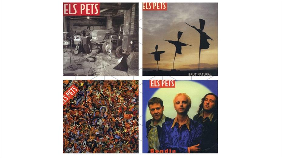 Pack Els Pets (4 cd's)