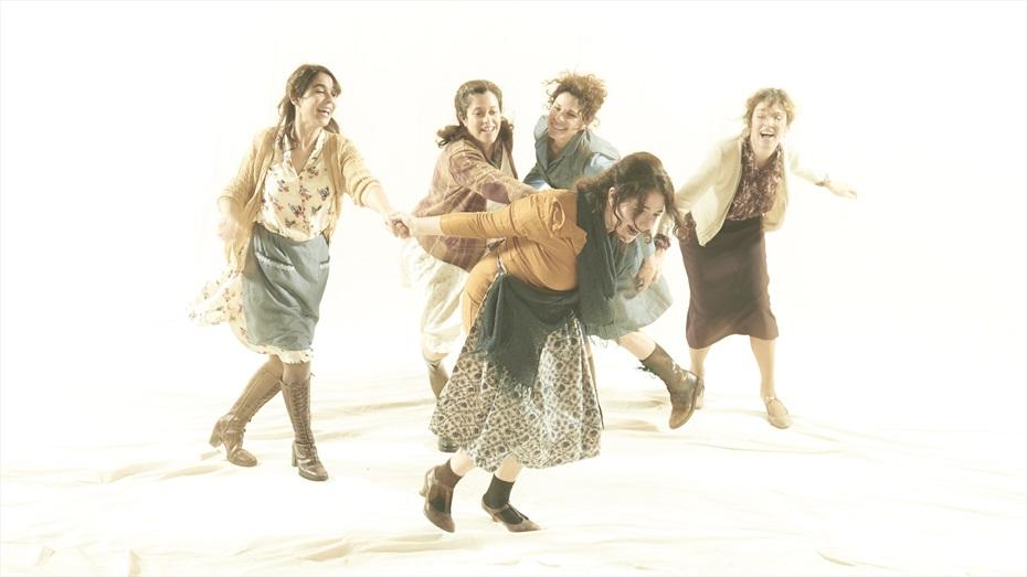 Dansa d'agost - Teatre principal de Sabadell