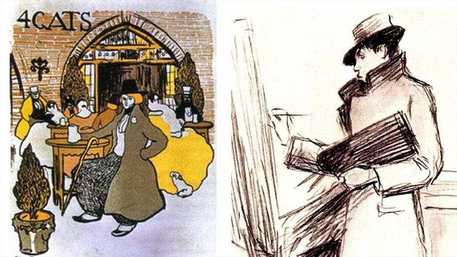 Històries de ciències: Picasso a Barcelona, l'origen de l'artista