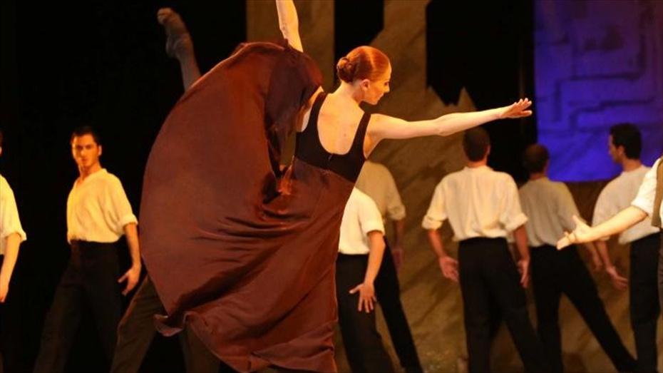 Ballet nacional de Sofia