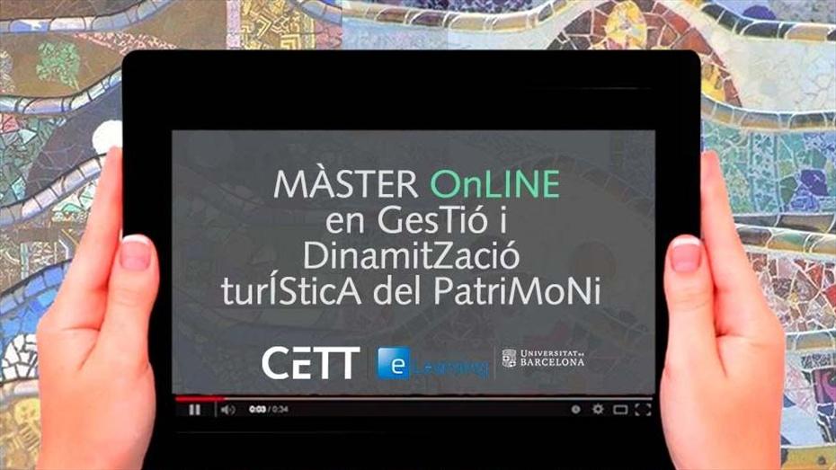 Màster en Gestió i Dinamització Turística del Patrimoni