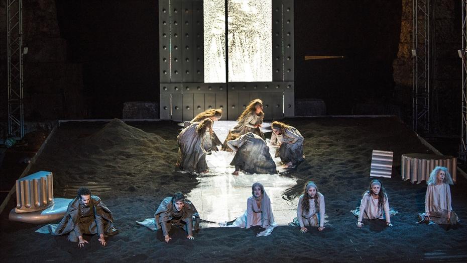 Orestea 1: Agamennone