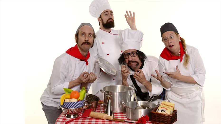 Yllana - Chefs