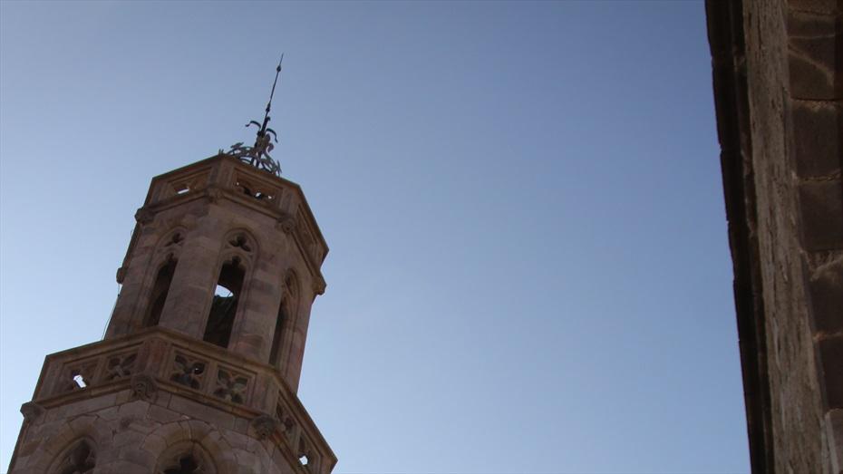 Riosta: Visita als terrats de Santa Maria del Mar