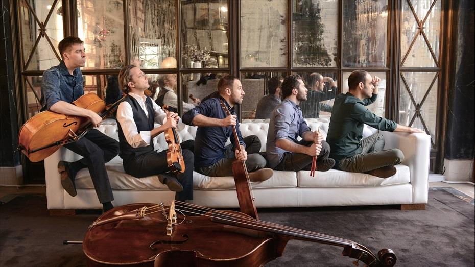 Blaumut - Concert final de gira 'La darrera nit al bosc'