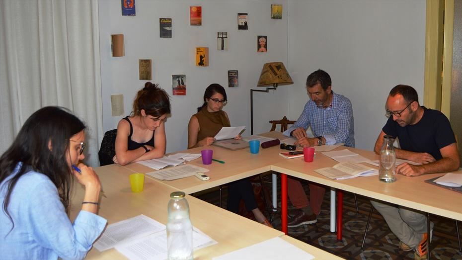 Curs d'Escriptura Creativa - Laboratori de Lletres