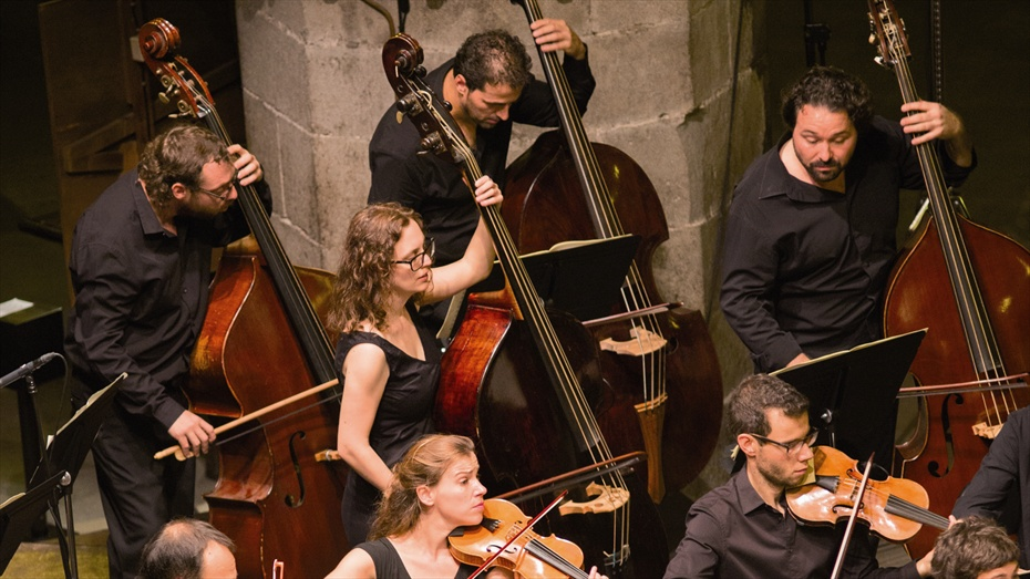 Orquestra Monsalvat - Teatre Kursaal