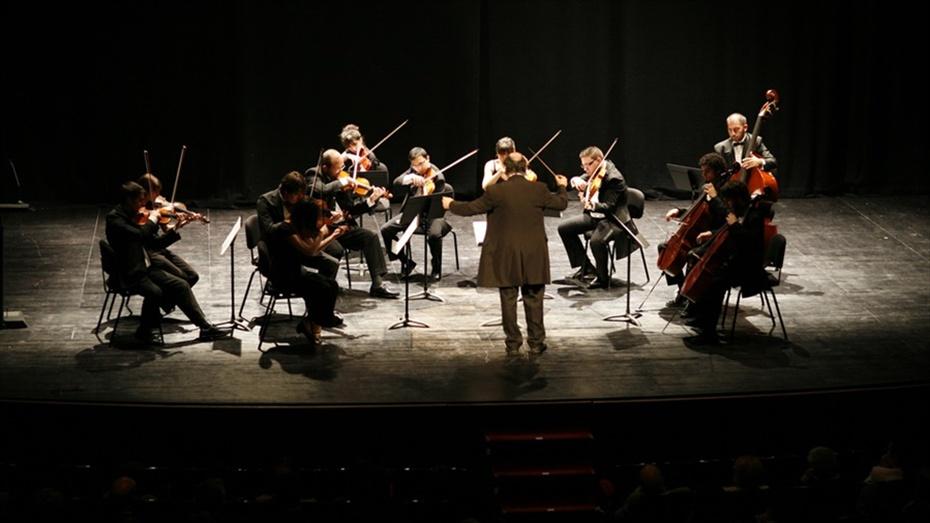 El Quixot de Telemann (Orquestra de Cambra de Vic) - L'Atlàntida de Vic