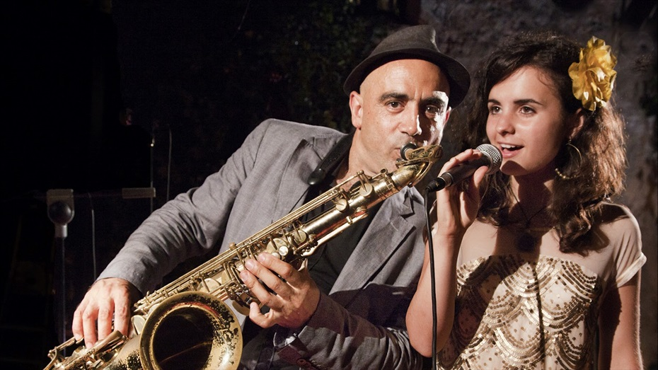 Andrea Motis & Joan Chamorro Quartet - 48 Voll Damm Festival int. de Jazz 2016