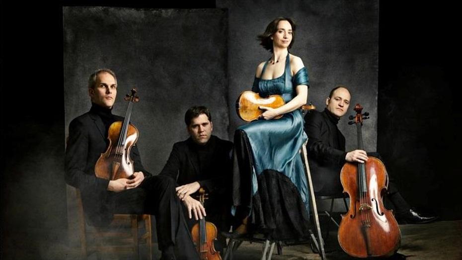 Quartet Casals amb Belcea - L'Auditori 2016/2017