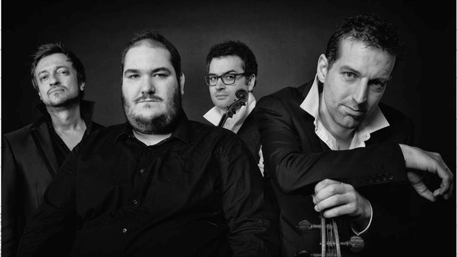 Brahms Piano Quartet - L'Auditori 2016/2017