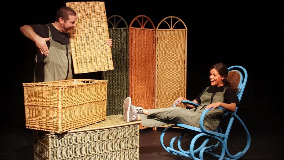 En contes d'un cove - Mostra de Teatre de Petit Format d'Olot