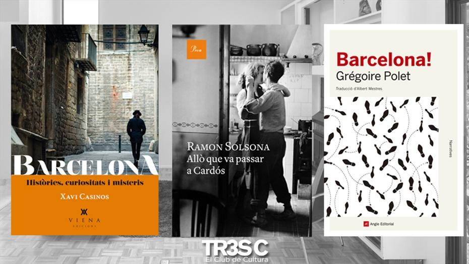 Llibres: Barcelona, històries, curiositats i misteris, Allò que va passar a Cardós i Barcelona