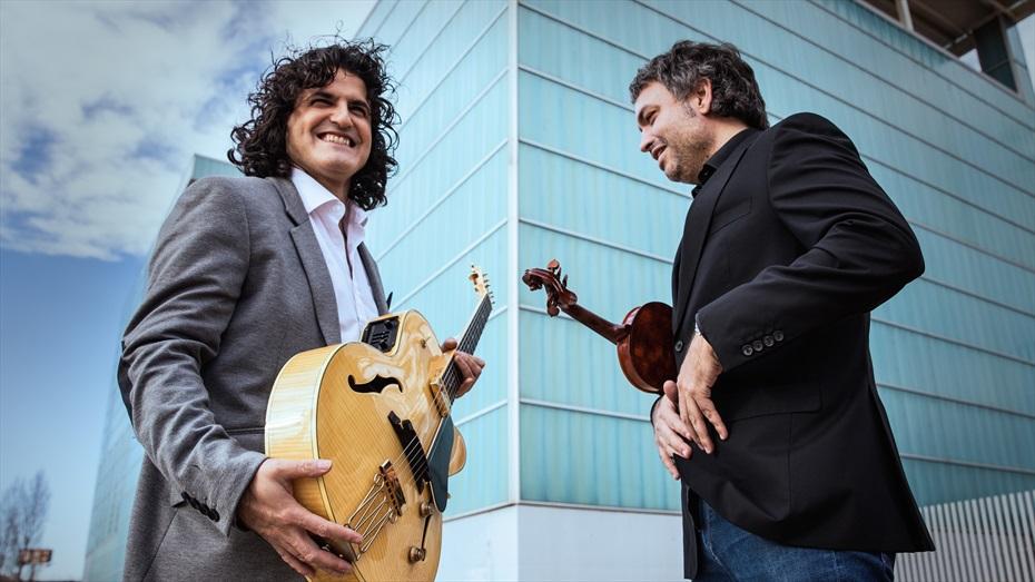 Alberto Bello & Oriol Saña Quartet