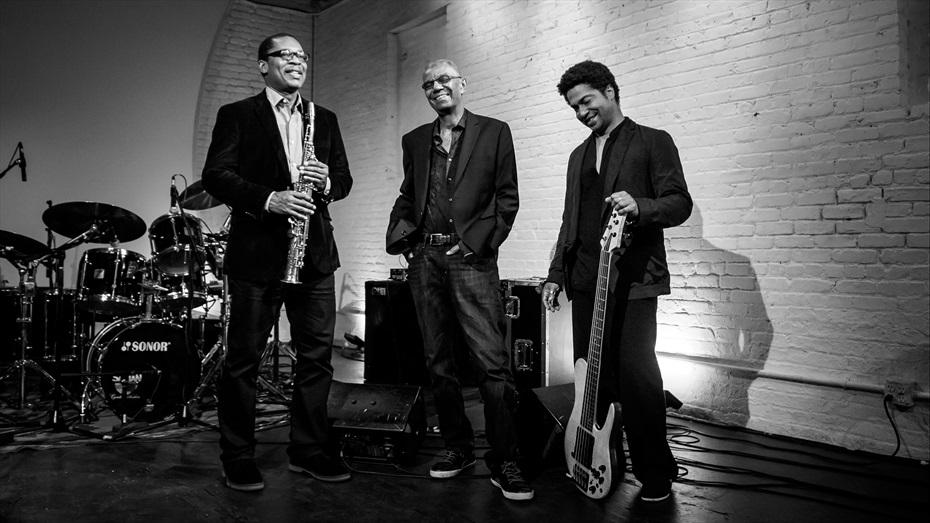 Dejohnette & Coltrane & Garrison 'In Movement' - 48 Voll Damm Festival int. de Jazz  2016