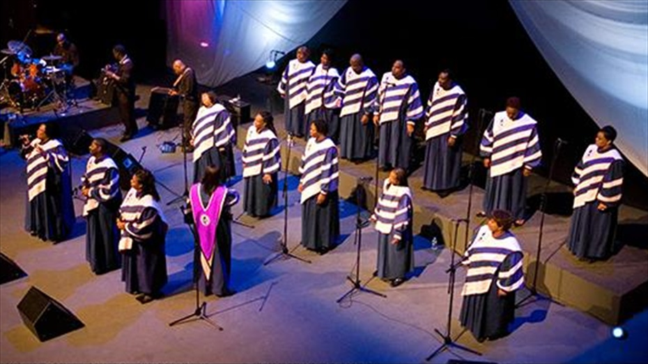 Black Heritage Choir - 48 Voll Damm Festival int. de Jazz 2016
