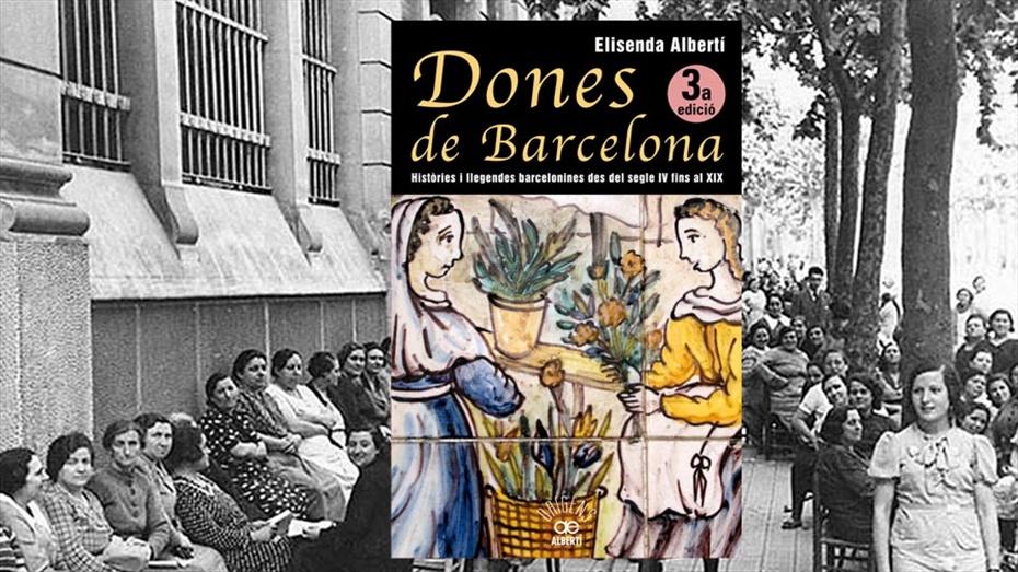 Ruta literària: Barcelona en femení amb Elisenda Albertí