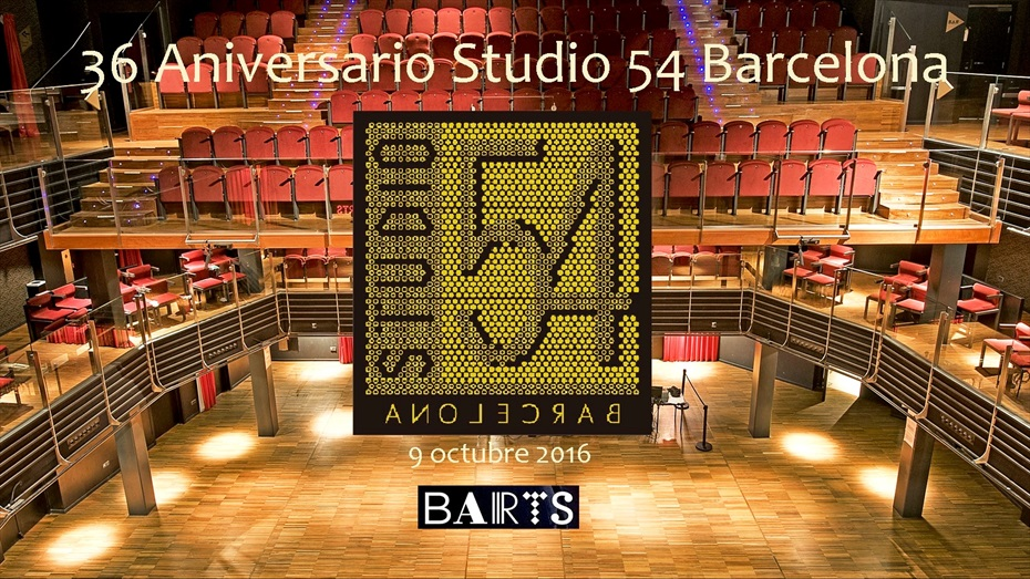 Studio 54 - 36 Aniversari