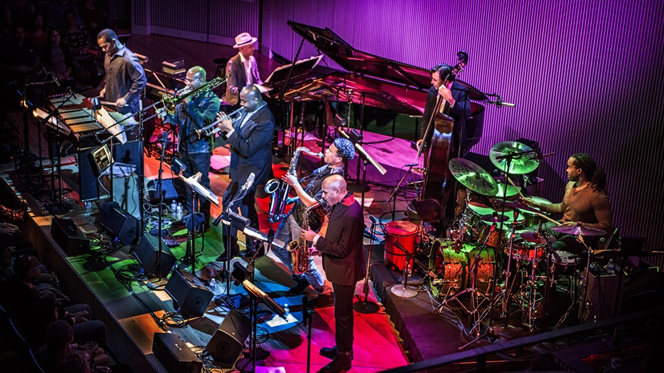 SF Jazz Collective 'The Music of Miles Davis' - 48 Voll Damm Festiva int. de Jazz de Barcelona 2016