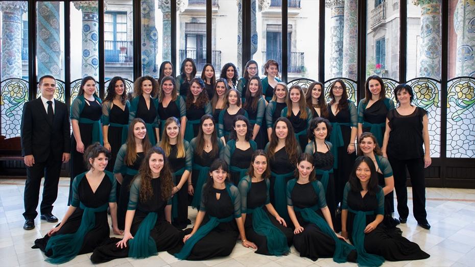 Dues Cultures, un concert: Cor de Noies de l'Orfeó Català i Bodeca Neza Choir (Itàlia) - Convent de les Arts d'Alcover