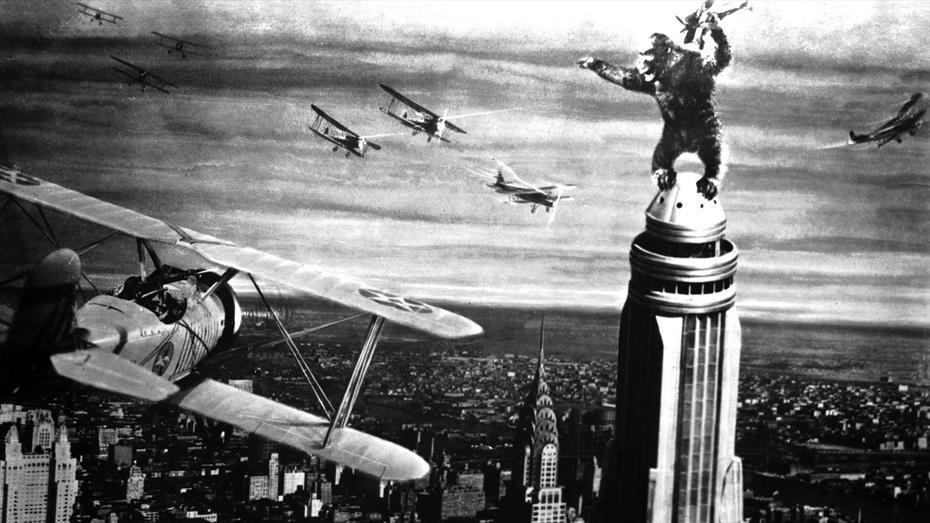Presentació llibre Entre Dioses y Monstruos + projecció King Kong