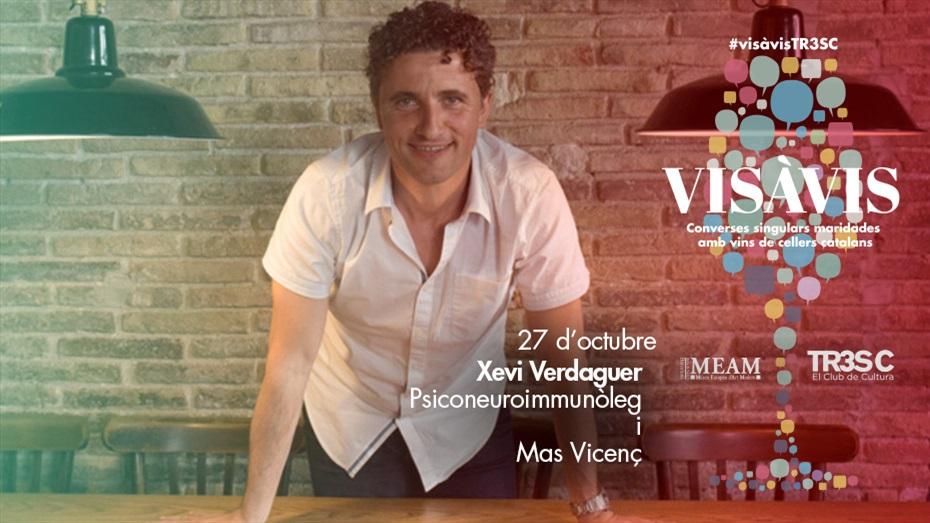12è #VisàVisTR3SC amb Xevi Verdaguer i Mas Vicenç