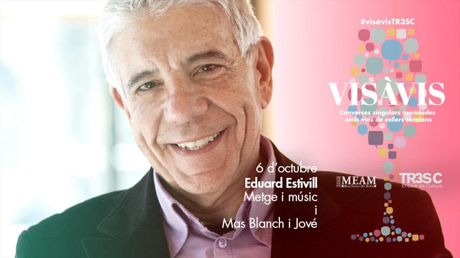 12è #VisàVisTR3SC amb el doctor Eduard Estivill i Mas Blanch i Jové
