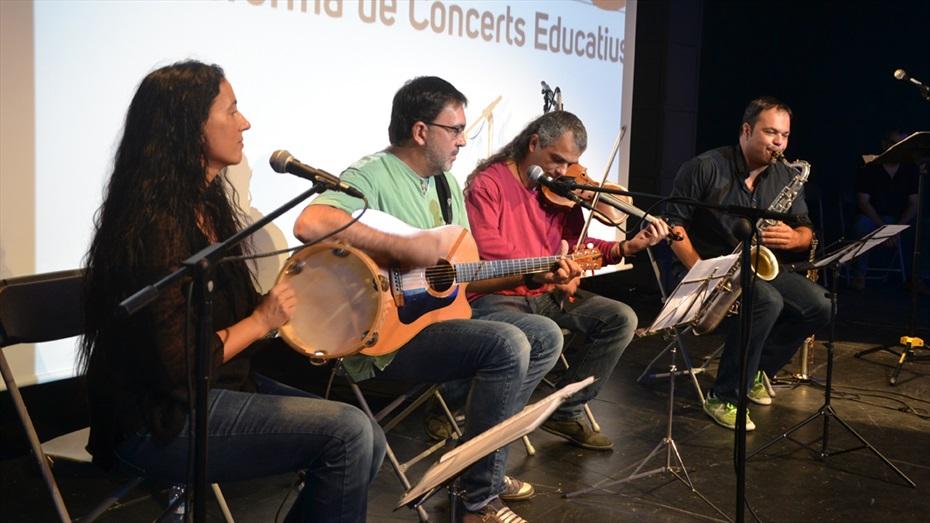 Fira de recursos pedagògics musicals