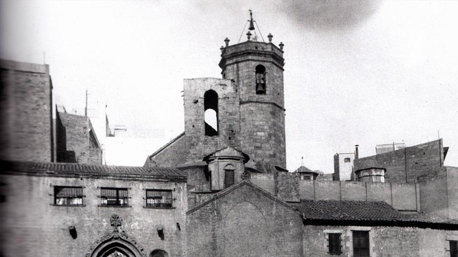 Materia Bcn: Secrets de Sant Pere