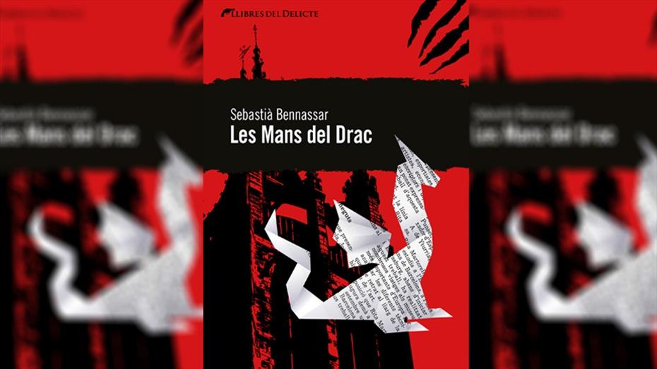 """Ruta Literària pel Raval: """"Les Mans del Drac"""", amb Sebastià Bennassar"""