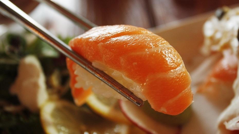 Sushi i vins del Penedès