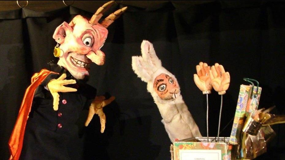 La Festa d'Aniversari: Bambabambin Puppet Theatre (Itàlia) - Convent de les Arts d'Alcover